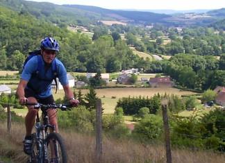 Mountainbiken in de Morvan
